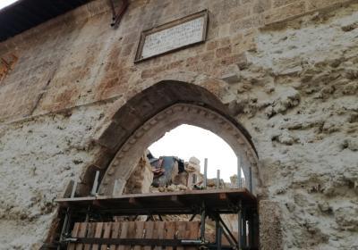 Cattedrale Santa Maria Argentea dopo sisma 2016