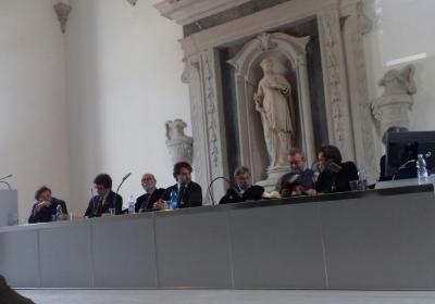 """IUAV Venezia - """"Conoscere la Ricostruzione"""" - 16 aprile 2018"""
