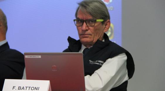 Filippo Battoni, dirigente USR Umbria