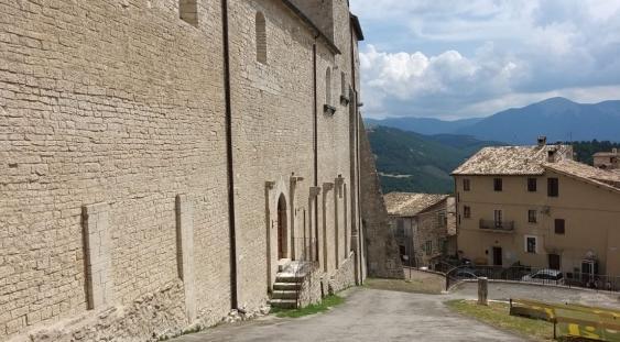Monteleone di Spoleto - Complesso di San Francesco