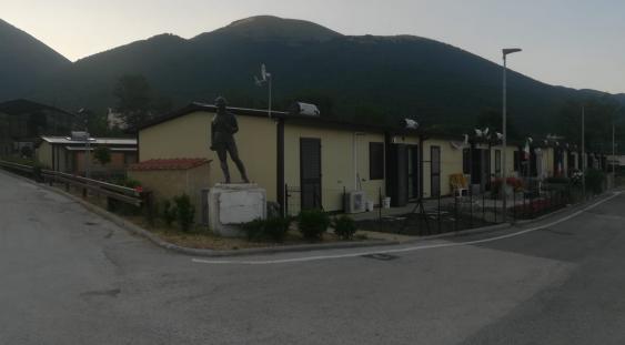 San Pellegrino zona SAE